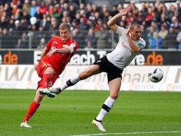 Kroos-Hammer bringt Union drei Punkte