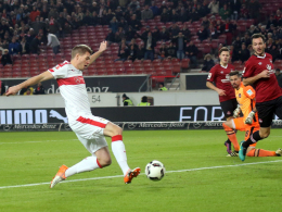 Terodde lässt Nürnbergs Serie reißen