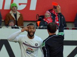 Wieder torlos: Kaiserslautern nur 0:0 gegen Aue