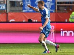 Wurtz sorgt für Bochums Punktgewinn