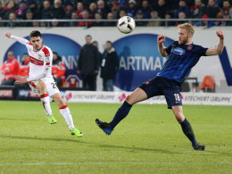 VfB enteilt FCH dank Brekalos Geniestreich