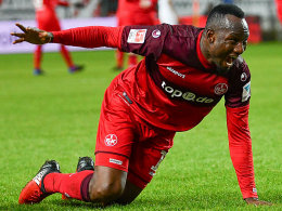 3:0 - Afrika-Meister Zoua führt FCK zum Sieg