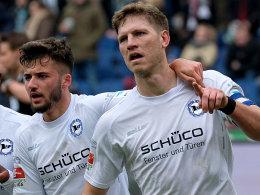 Vereinsrekord: Klos trifft auch in Hannover