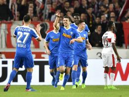 Dank Geburtstagskind Losilla: Bochum punktet beim VfB