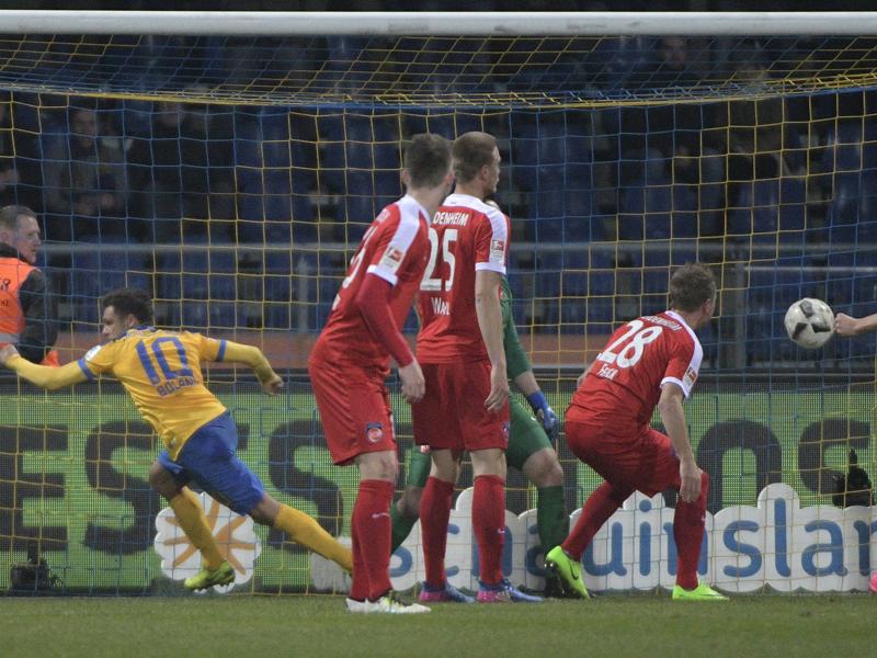 Bundesliga: Braunschweig dreht Partie gegen Heidenheim