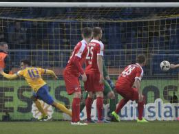 Wieder Last-Minute-Sieg: Diesmal trifft Reichel