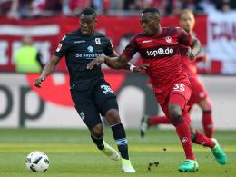 FCK überflügelt 1860 dank Gytkjaers Eigentor