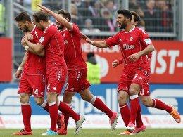 Nur 1:1 - Ramas Treffer langt Würzburg nicht