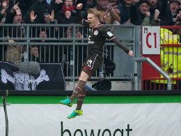 Eiskaltes St. Pauli landet Big Point und klettert