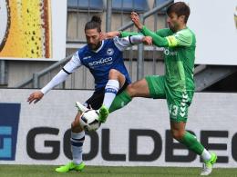 Dursun schockt Bielefeld in der Nachspielzeit