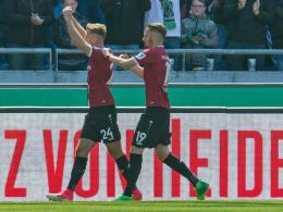 Füllkrug entscheidet Hannovers Heimspiel erneut per Kopf