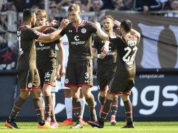 Sobiech belohnt St. Pauli für Steigerung nach der Pause