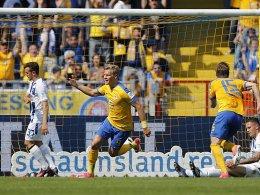 Dank Fejzic: Braunschweig mit Erfolgserlebnis in die Relegation
