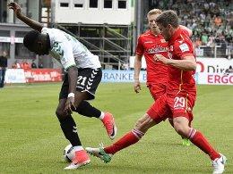 1:2 gegen Union: Fürth kann sechsten Platz nicht verteidigen