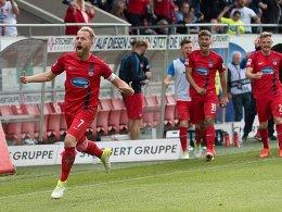 Schnatterer schickt die Löwen in die Relegation