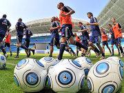 Trainingsauftakt bei RB Leipzig