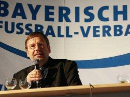 BFV-Präsident Dr. Rainer Koch
