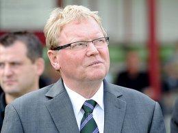 DFB-Vizepräsident Hermann Korfmacher