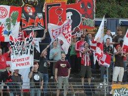Fans von Fortuna Köln