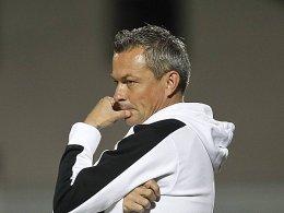 KSV-Trainer Christian Hock