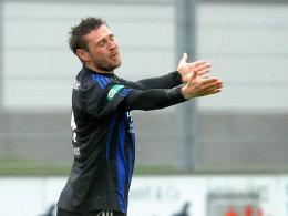 Verletzte sich im Spiel gegen Fortuna Düsseldorf: Wiedenbrücks Jansen.