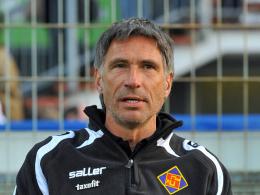 Trainer Michael Dämgen