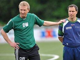 Dirk Wißel (links)