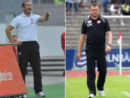Dirk Lottner (li.) und Uwe Koschinat