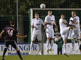 Eltersdorf ging gegen den SV Heimstetten mit 2:7 unter.