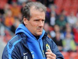 Trier-Coach Roland Seitz