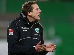U23-Trainer Konrad Fünfstück