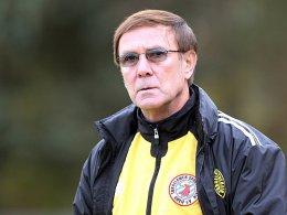 Nicht mehr im Amt: Trainer Jürgen Decker.