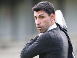 Nicht mehr Trainer der Lübecker: Ramazan Yildirim.