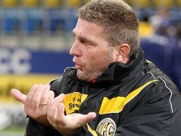 Nicht mehr länger im Amt: Dirk Berger.