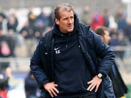 Triers Trainer Roland Seitz