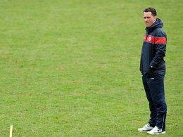 Pfullendorfs Trainer Adnan Sijaric