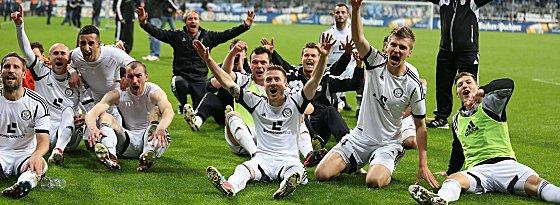 Aufsteiger in Liga drei: Die SV Elversberg sorgte dafür, dass Eintracht Frankfurt II viertklassig bleibt.