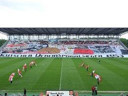 """Am 6. August kommt Werder Bremen zur Eröffnungsfeier ins neue """"Stadion Essen""""."""