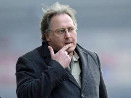 """""""Wir müssen jeden Cent dreimal umdrehen."""": Babelsberg-Boss Archibald Horlitz."""