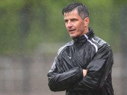 Verlässt die RB-Leipzig-Junioren und schließt sich ab Sommer dem 1. FC Magdeburg an: Jens Härtel.