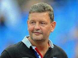 Ist optimistisch, was den Stadionbau angeht: Neustrelitz-Präsident Hauke Runge.