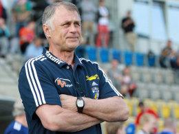 Soll dem neuen Trainerteam zur Seite stehen: Lothar Kurbjuweit.