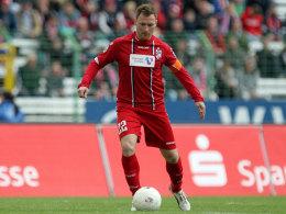 Künftig für Nordhausen am Ball: Mittelfeldmann Nils Pfingsten-Reddig.