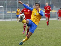 Stürmt in der neuen Saison für den TSV Havelse: Marvin Ibekwe.