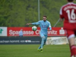 Spielt diese Saison für die Sportfreunde Lotte: Neuzugang Jeron Al-Hazaimeh.