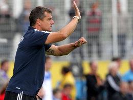 Hat große Ambitionen als Cheftrainer in Jena: Karsten Hutwelker.