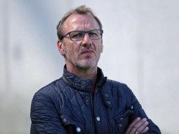 Sportvorstand Dr. Uwe Harttgen