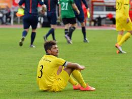 Der VFC Plauen ist am Boden: Sportlich läuft es diese Saison nicht gut, zudem steht der Verein auch finanziell vor dem Ende.