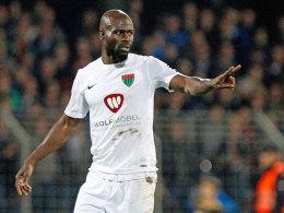 Joseph Mensah vom FC Schweinfurt wurde für zwei Jahre wegen Dopings gesperrt.