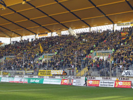 Neuer Rekord: Zum Jahresauftakt gegen Essen kommen 30.000 Zuschauer an den Aachener Tivoli.